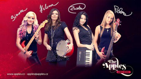 The Apples – Girls Rock!!!