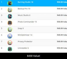 Pay What You Want: Ashampoo Best Selling Software Bundle