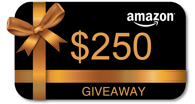 Amazon gift card giveaway 12 notes 12 notes to enter the amazon 250 gift card giveaway please fill in the form below to register for the competition negle Gallery