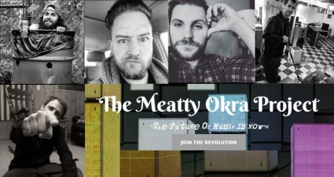 Meatty Okra – The Future of Music…NOW!